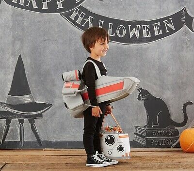 Details About Pottery Barn Kids Star Wars X Wing Costume