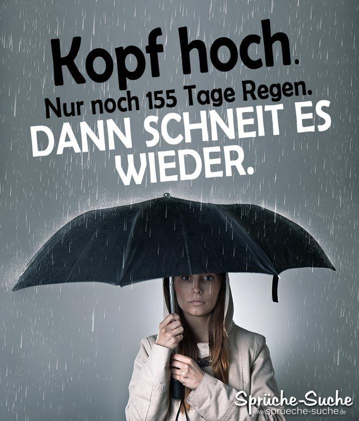 Lustiger Spruch Schlechtes Wetter Spruche Suche Regen Spruche Lustige Spruche Lustig