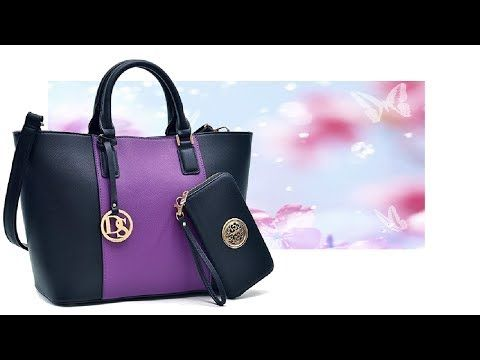 23e57b9a3ec6 Handbags for Women and Girls Ladies Purse Designer in Flipkart amazon  shopping - YouTube