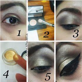 Maquillaje paso a paso puedes adaptar a los colores que mas te gusten #maquillaje #makeup #beauty #blogger #tips #mua