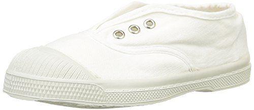 Bensimon Tennis, Damen Sneaker Weiß Blanc (Blanc 101) 41