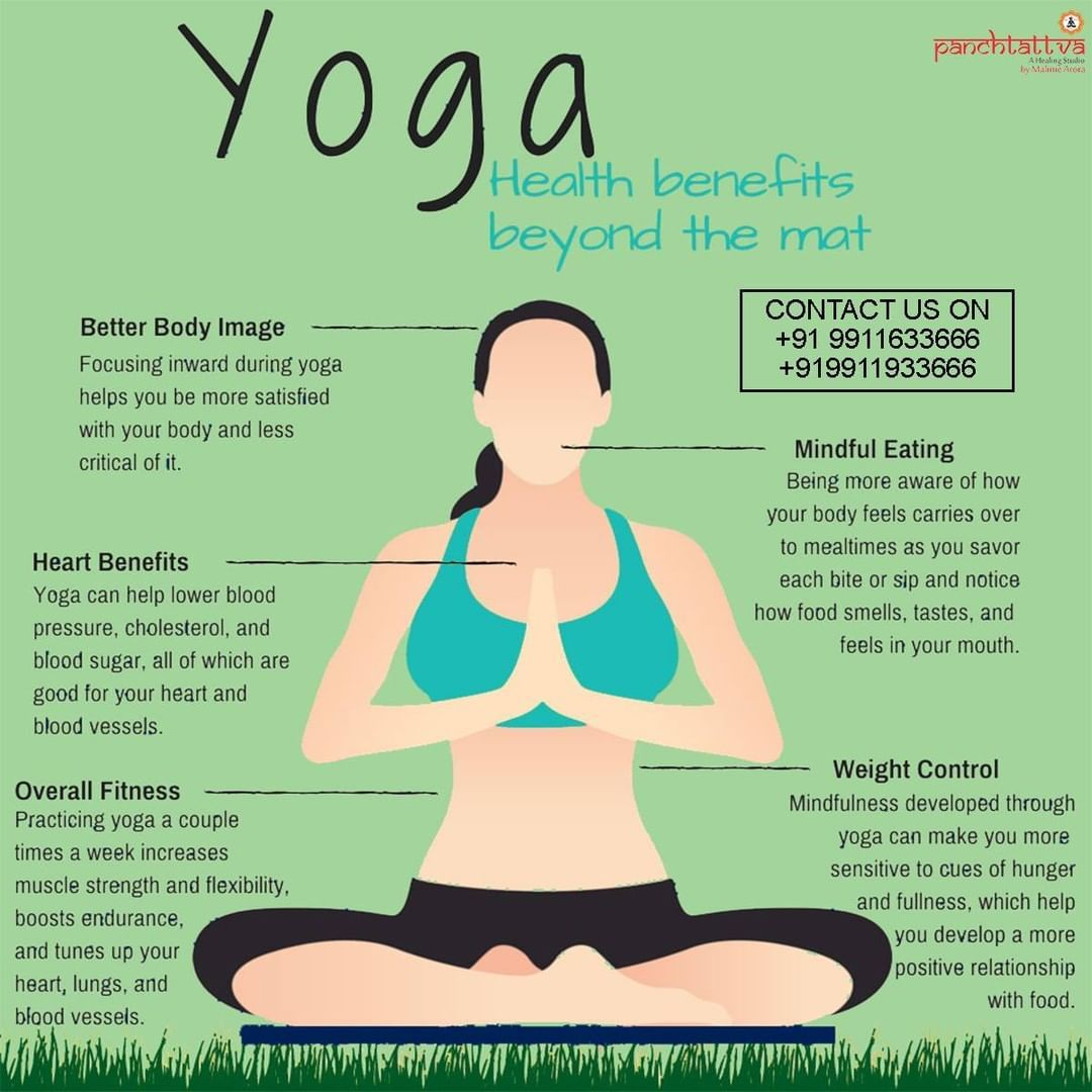 YOGA HEALTH BENEFIT BEYOND THE MAT BE HEALTHY #yoga #fitness #meditation #yogalife #yogainspiration...