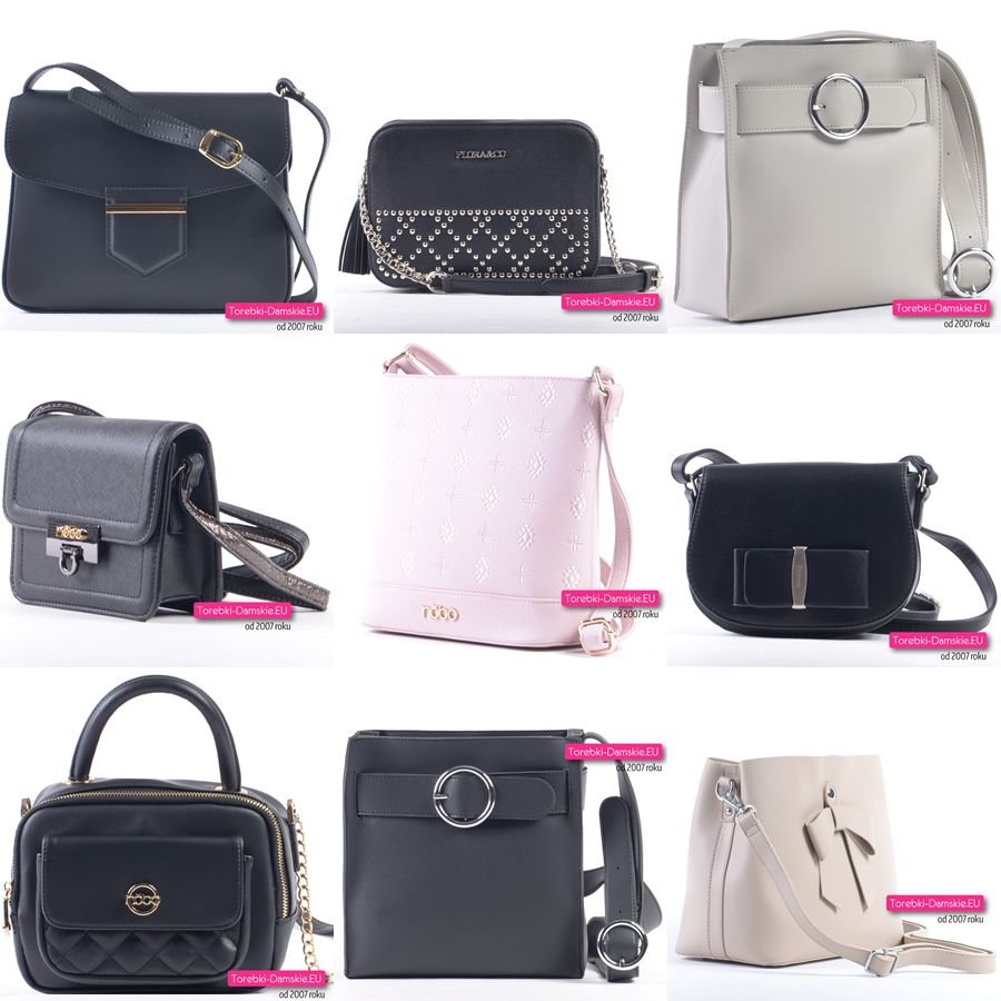 b0a9f29b43ec3 Najnowsze modele modnych torebek damskich typu crossbody we wszystkich  najmodniejszych kolorach i fasonach! http