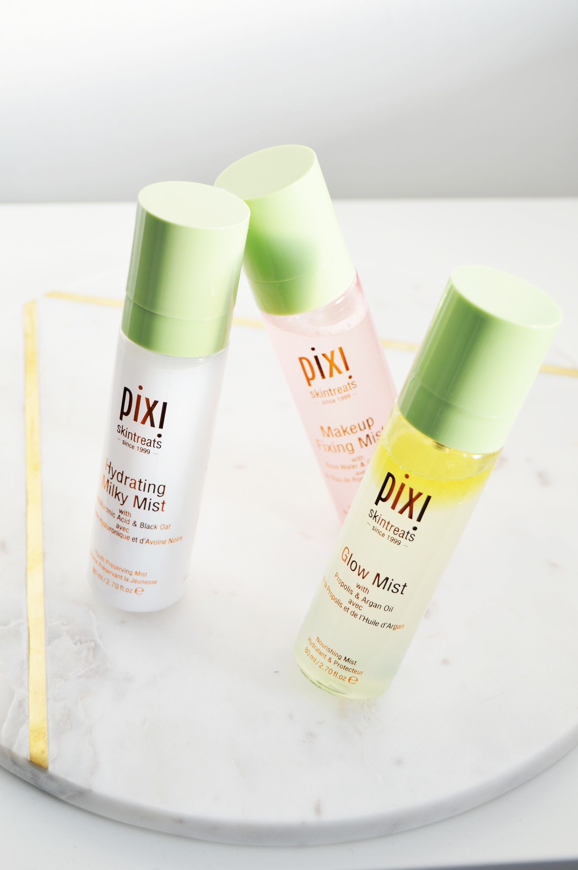 Pixi Mists to Try Out (With images) Pixie makeup, Beauty
