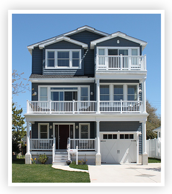 3 story house our signature beach model 3 story 30 39 x for 4 story beach house plans