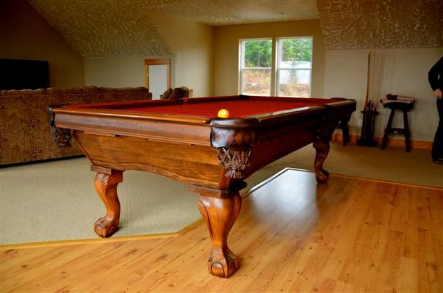 Golden West Classic Style Innsbrook Pool Table The Tapered And