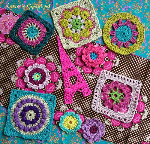 Crochet Class Eclectic Gipsyland London by eclectic gipsyland, via Flickr