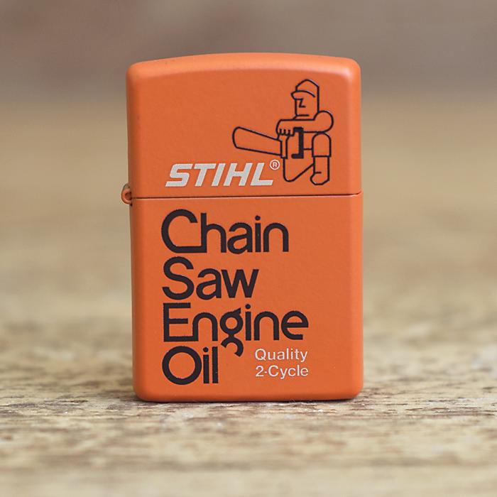 Stihl Chain Saw Zippo Zippo Stihl Zippo Lighter