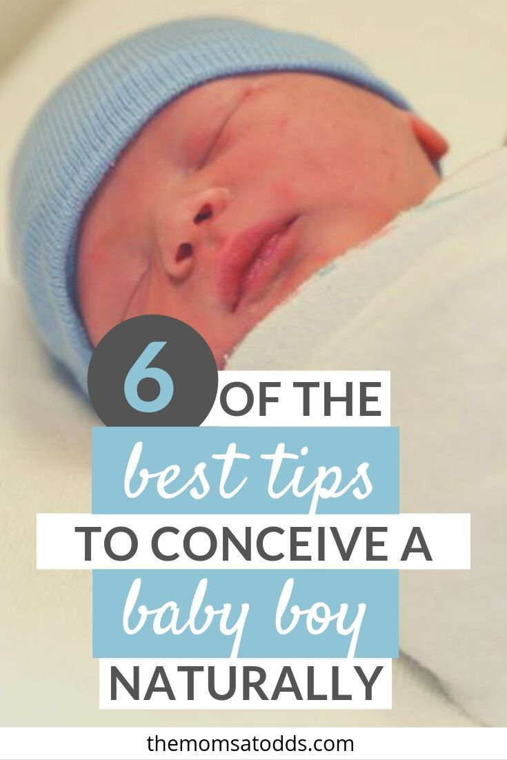 6 of the Best Ways for How to Conceive a Baby Boy Naturally