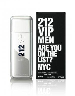 212 VIP Men Carolina Herrera para Hombres  8ceb02af4881