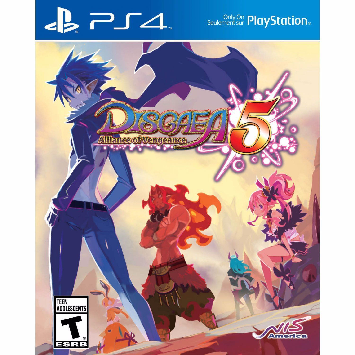Pin By Clifton Block On Life In 2020 Disgaea Playstation Ps4 Digital Code