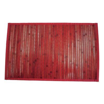 Tappeto Classic rosso 50x110 cm prezzi e offerte online (с