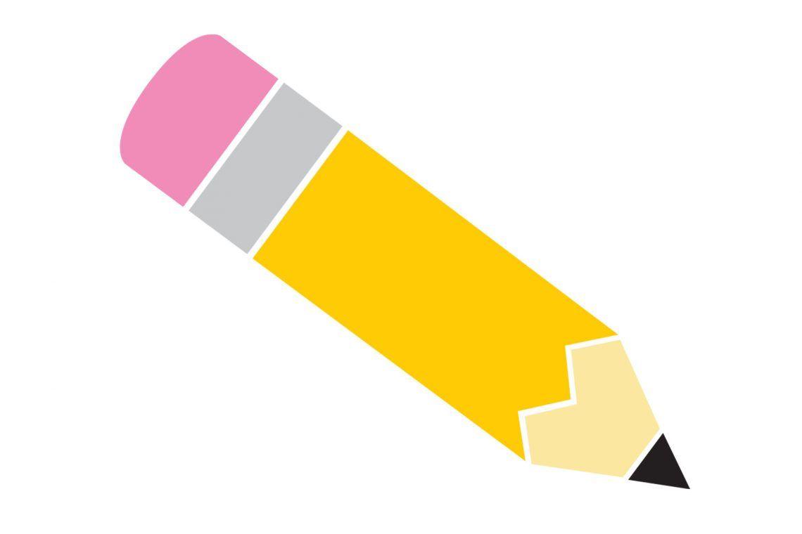 Free Pencil SVG File Download - Pencil Clipart | Pencil clipart, Clip art, Svg