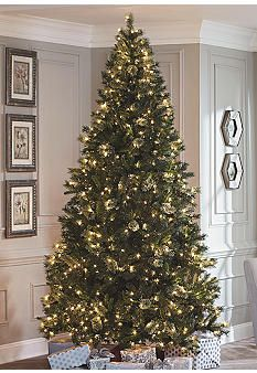 Better Than The Real Thing Biltmoreforyourhome 9 Ft Pre Lit Christmas Tree From Mybelk Holiday Home Decor