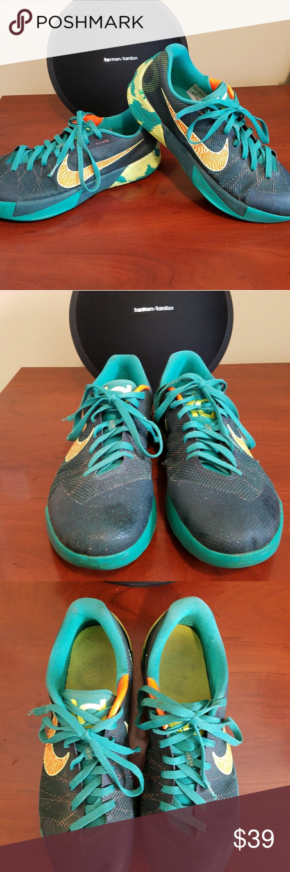 new style 641f5 3b017 Nike KD Trey 5 ll 13 s These are used, but good condition, Nike Kevin  Durant Trey 5 2 s, with some wear. Please see pics Nike Shoes Athletic Shoes