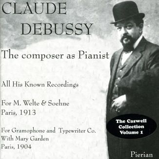 iTunes - Music - Debussy: The Composer As Pianist (1904, 1913) by Claude Debussy & Mary Garden