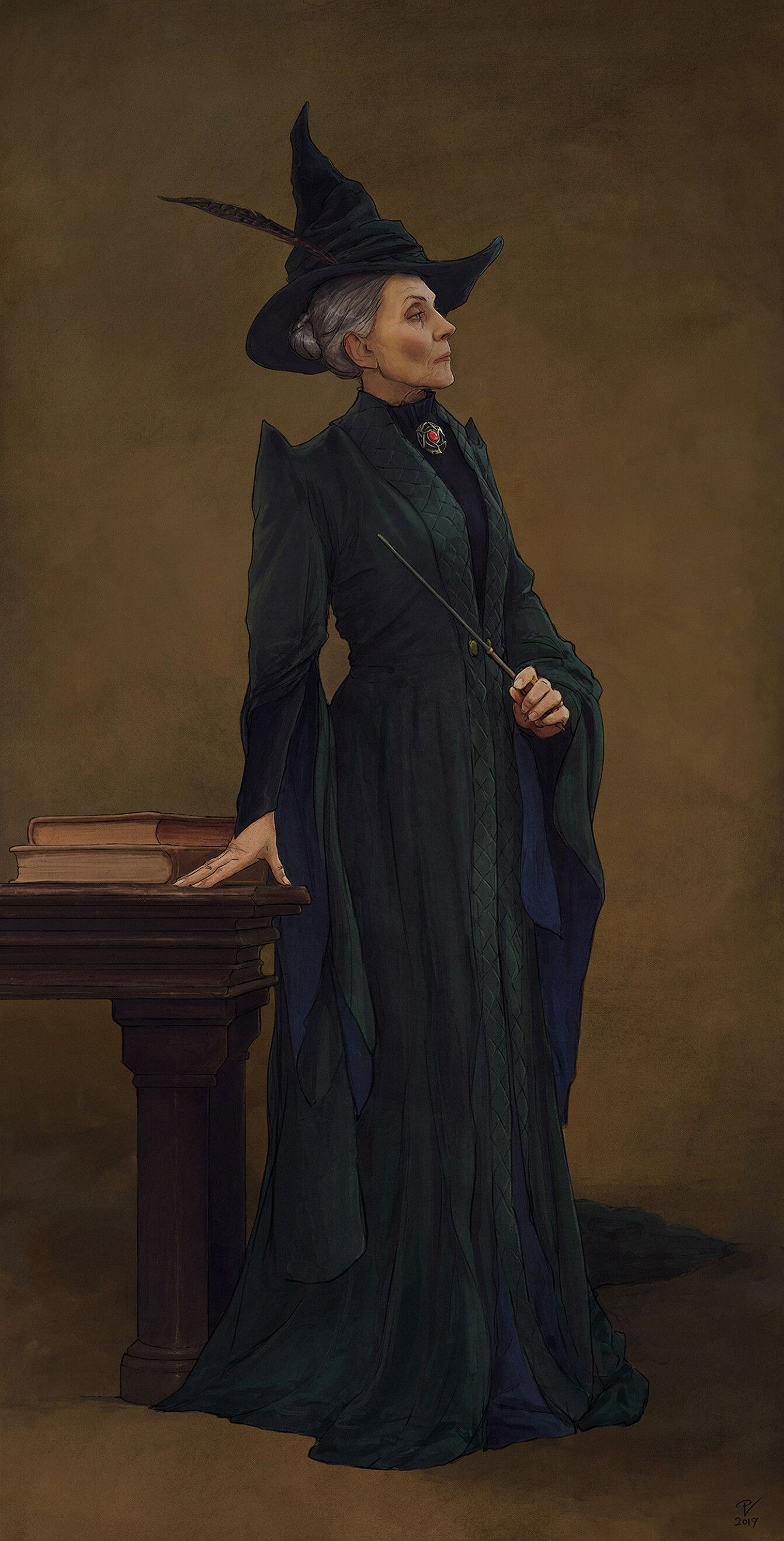 Photo of Portrait of Madame M