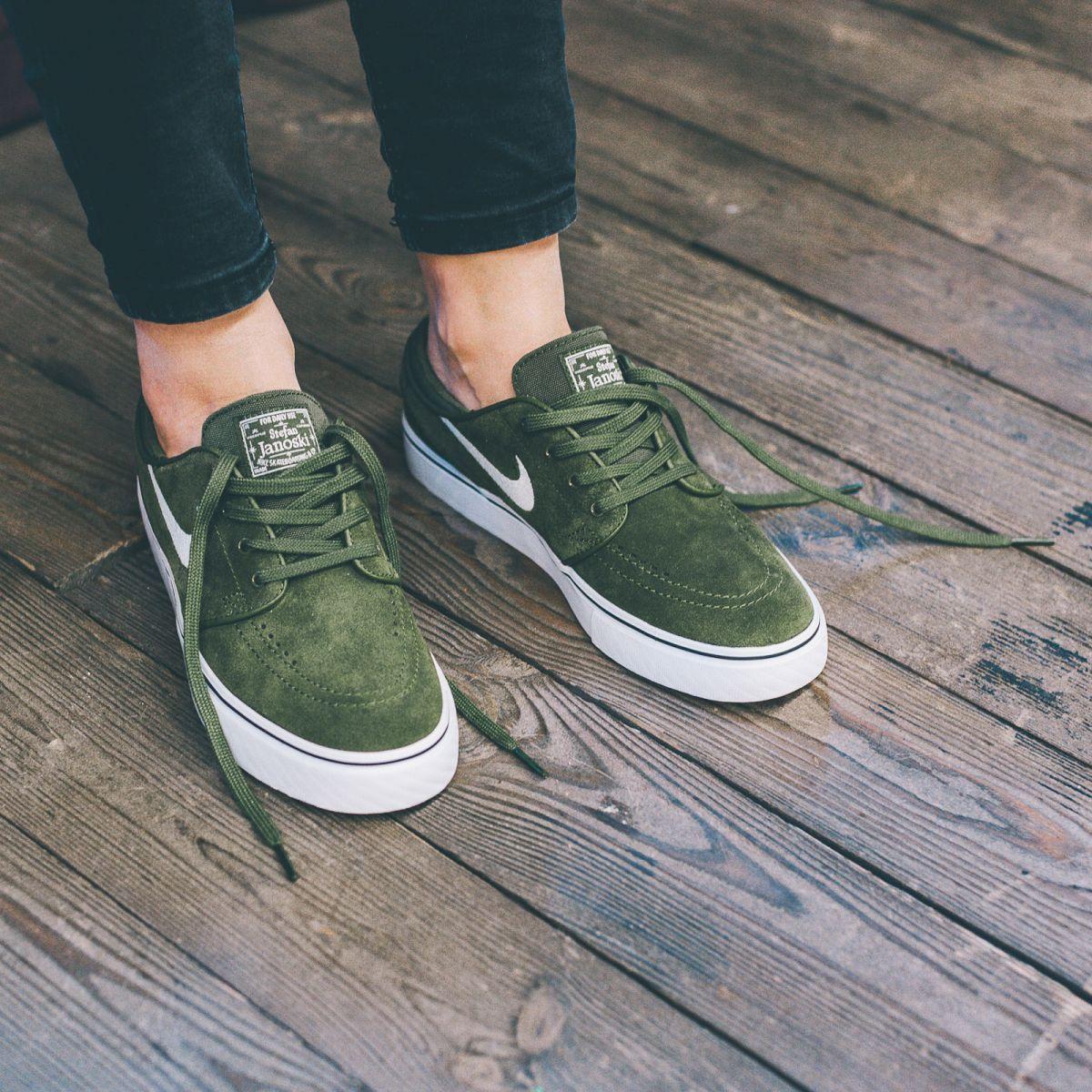Nike Sb Zoom Stefan Janoski 333824 310 Fashion Shoes Sneakers Casual Sneakers Shoes