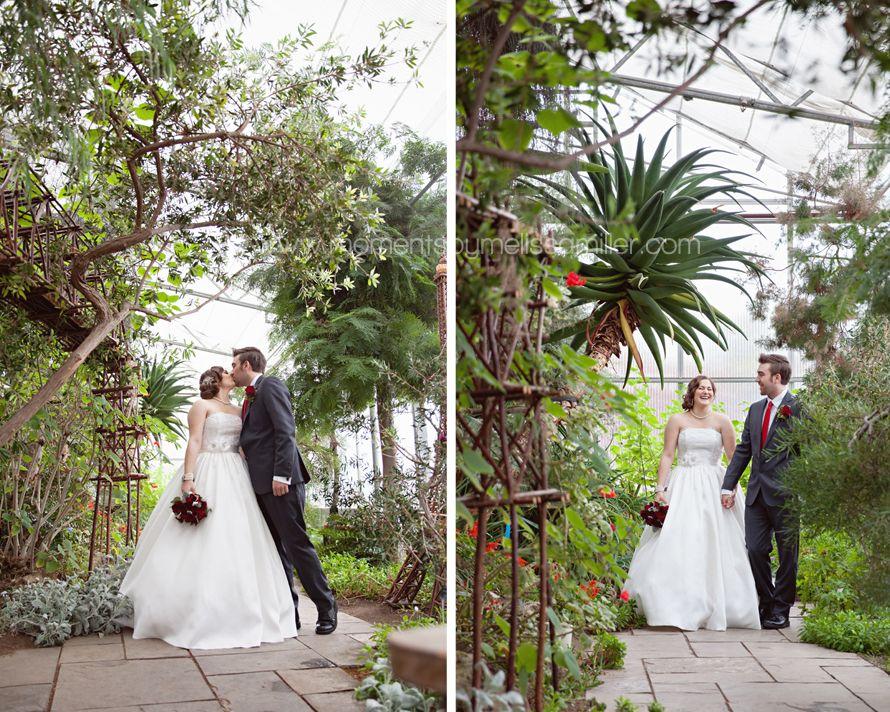 Burlington Wedding Photography RBG Atrium 28
