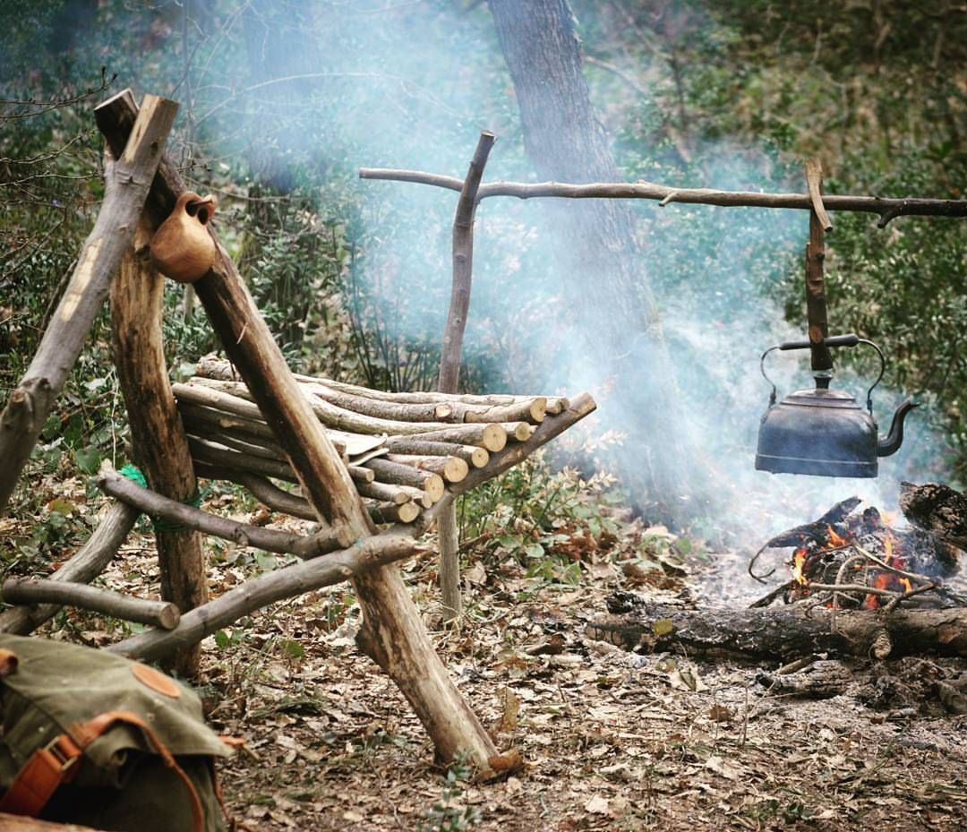 1000 Images About Ͼ� Camping Hiking On Pinterest: Bushcraftturk: €� #bushcraft #wildcamping #nature