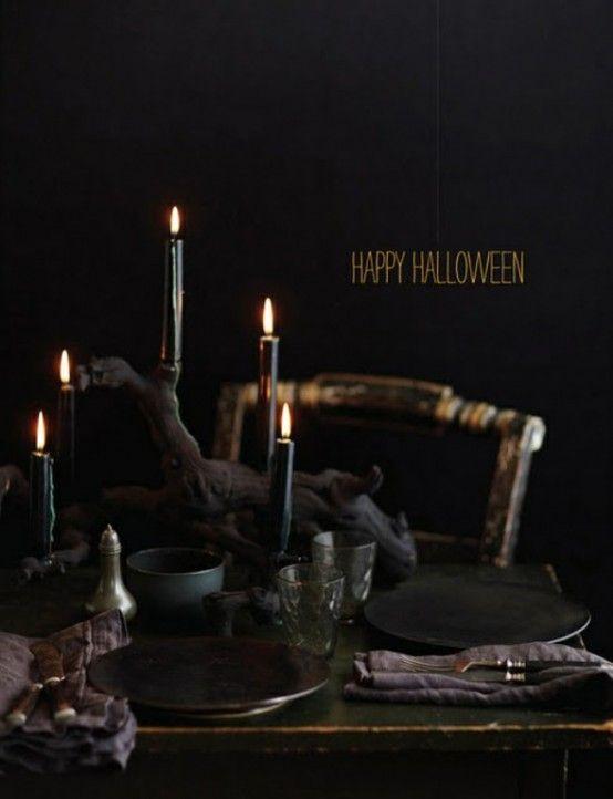Black Halloween from Sweet Paul