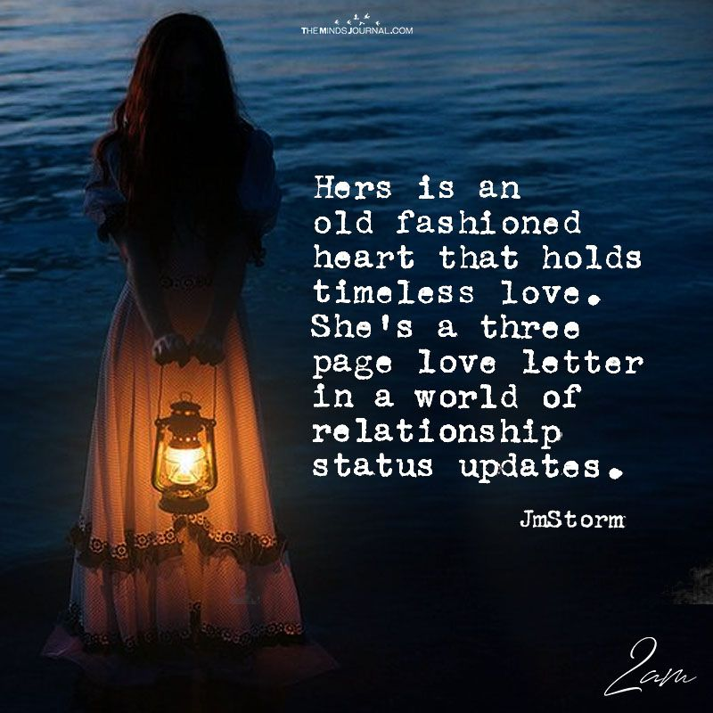 Here Is An Old Fashioned Heart That Holds Timeless Love Old Soul Quotes Believe In Love Quotes Old Love Quotes