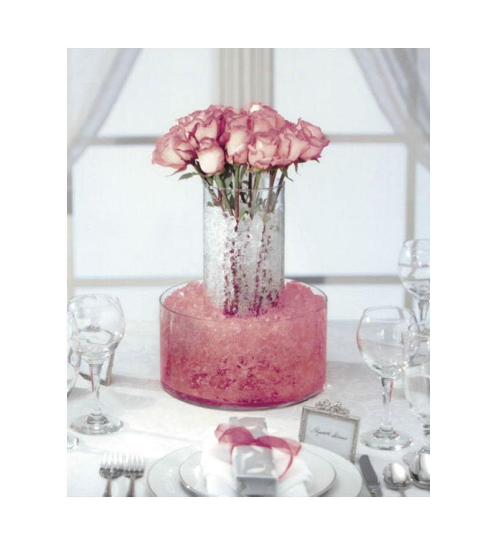 Vase filler 1 lb pkg water storing jelly crystals crystal centerpieces vase filler floridaeventfo Images