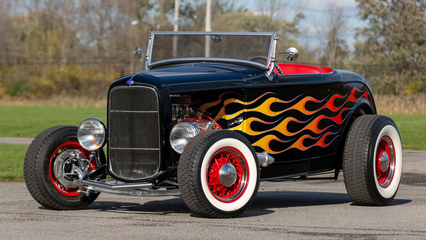 1932 Ford Hi Boy Roadster Presented As Lot T131 At Kissimmee Fl Roadsters 1932 Ford Hi Boy