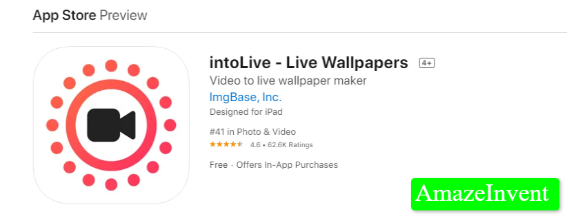How To Make A Video A Live Photo Android Iphone In 2021 Live Photo Live Photo To Video Video