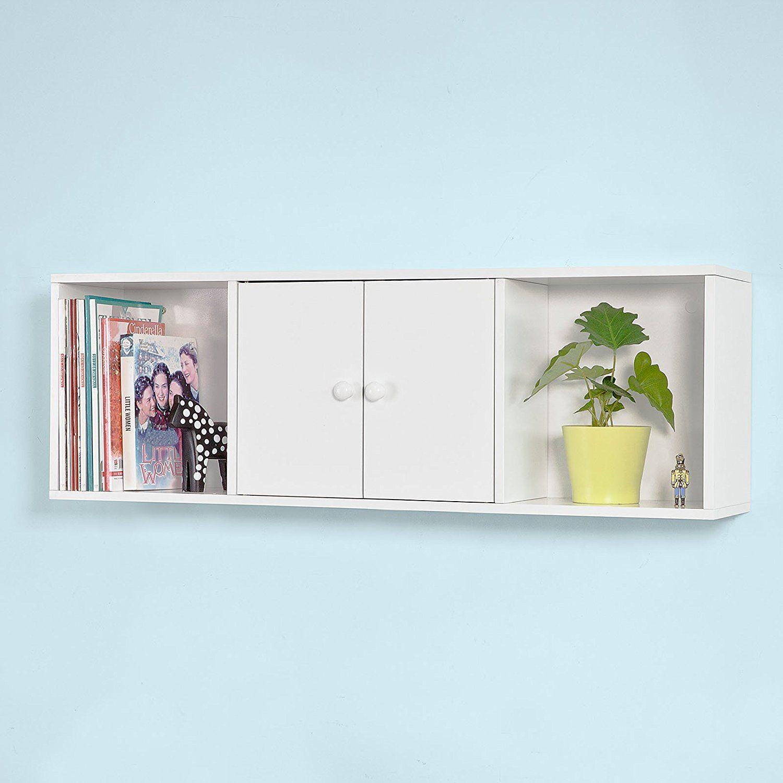 Sobuy wall shelveswall rackwall cabinets wallmounted cabinets