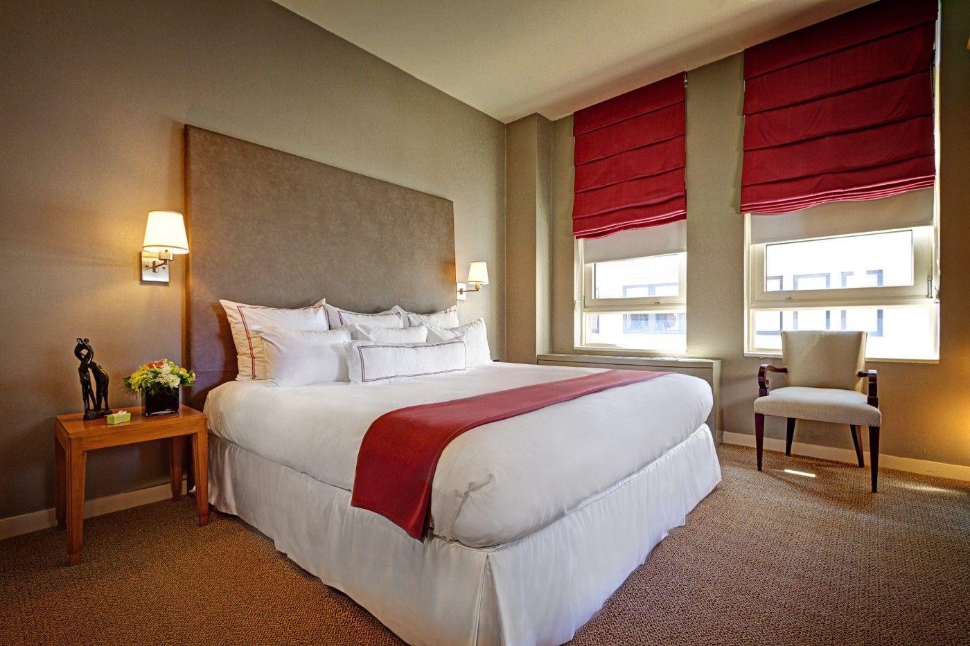 The Hotel Giraffe Manhattan Original Rooms In Manhattan Hotel King Couch Set Bedroom Design
