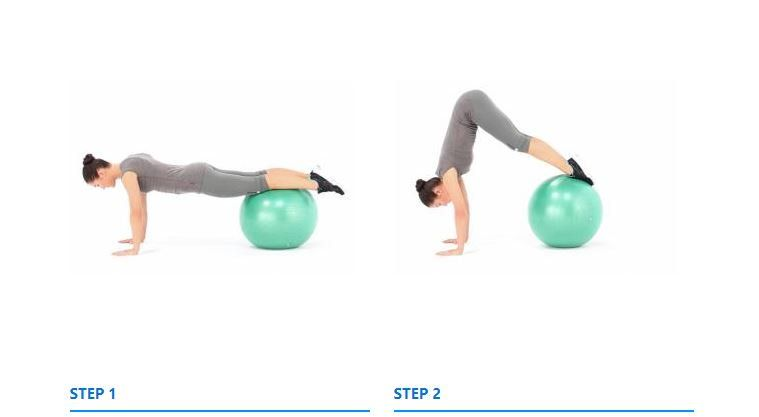 Mastering The Swiss Ball Pike: Guide, Form, Flaws, Set Up & Execution - GymGuider.com