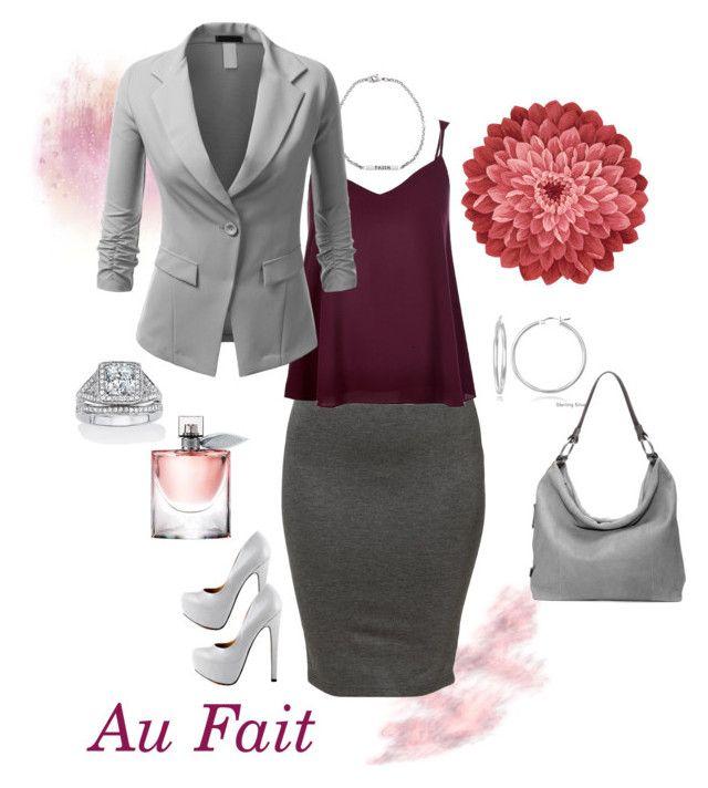 """Au Fait"" by s-c-gar ❤ liked on Polyvore featuring American Apparel, Mondevio, River Island, J.TOMSON, Lancôme, TaylorSays, Neiman Marcus, Palm Beach Jewelry and Ellington"