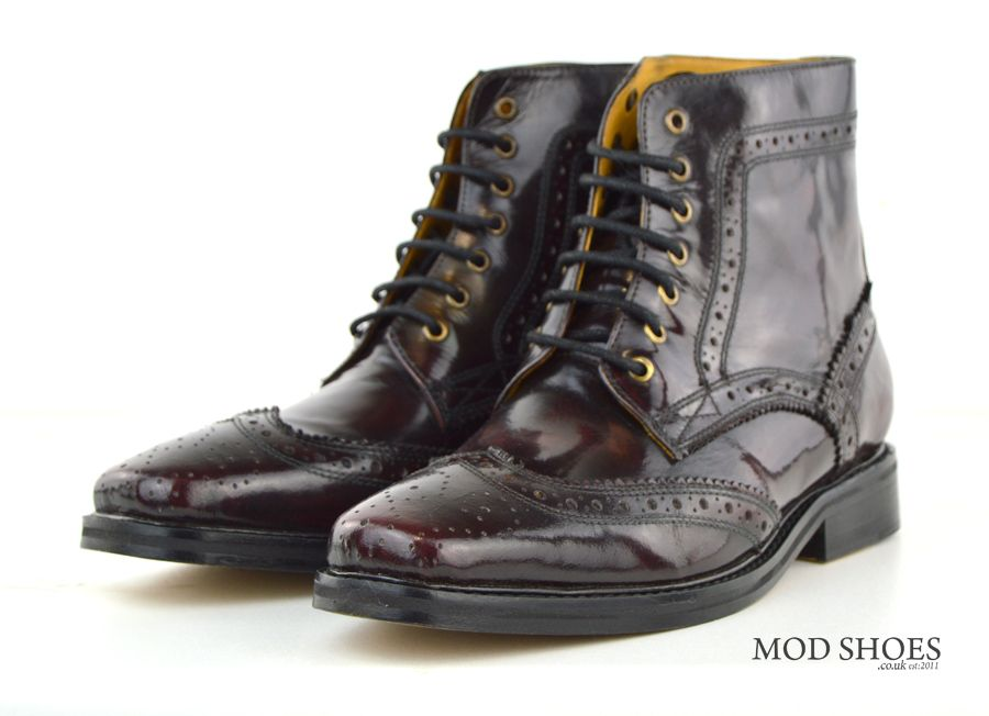 Will Be Available 1st Week Sept 2016 Join The Mailing To Be The 1st To Know These Gorgeous Boots Are V Brogue Boots Boots Vintage Mens Fashion
