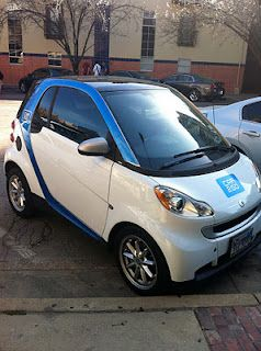 What Will New Car2go Service Look Like Washington Dc Smart