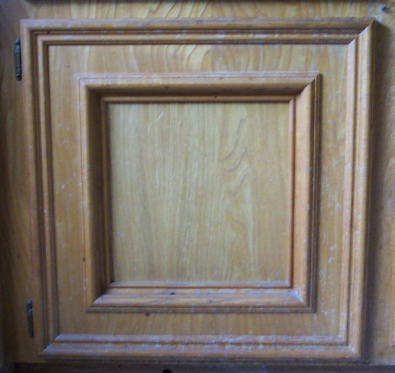 Trim For Cabinets Adding Trim To Existing Plain Kitchen Cabinet Doors This Is My