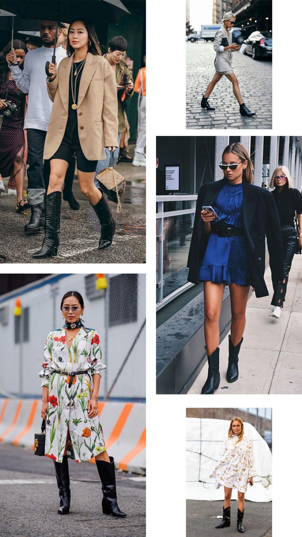 Kowbojskie Buty W Stylizacjach Przez Caly Rok Maffashion Fashion