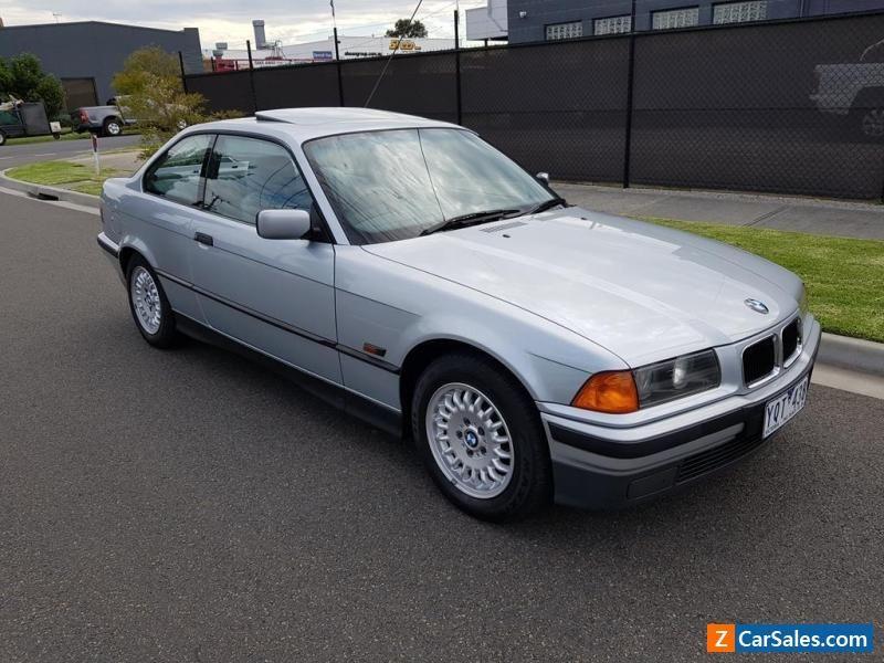 1995 Bmw 318is E36 Auto Coupe Only 125072km Classic No Reserve Mercedes Audi M3 Bmw 318is Forsale Australia Autos