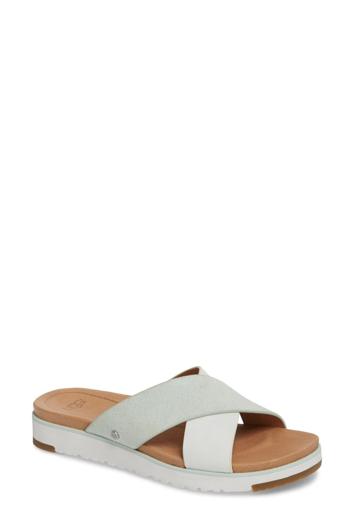 b3d4dd9cd14 UGG(R) 'Kari' Sandal in 2019 | Outfits | Sandals, Uggs, Comfortable ...