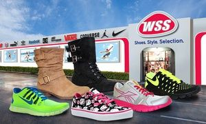 Groupon - Shoes and Accessories at ShopWSS.com (Up to 50% Off) in Online Deal. Groupon deal price: $15