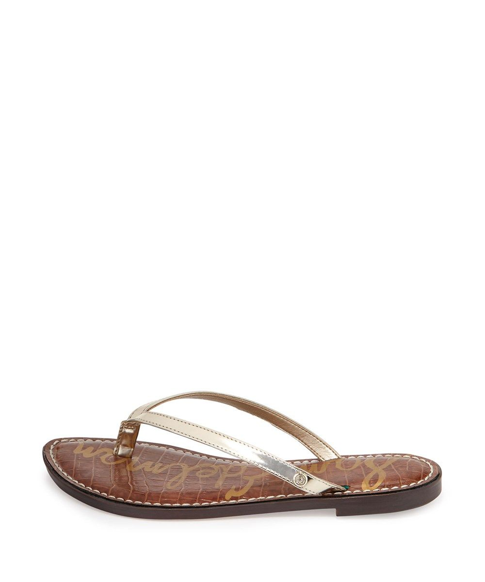 d58a5d3f7 SAM EDELMAN Sam Edelman Women S Gracie Thong Sandal .  samedelman  shoes   sandals