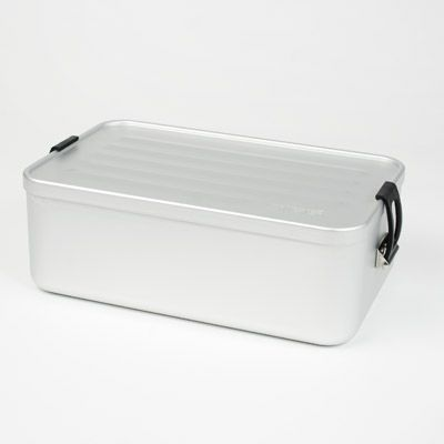 Aluminum Food Storage Box