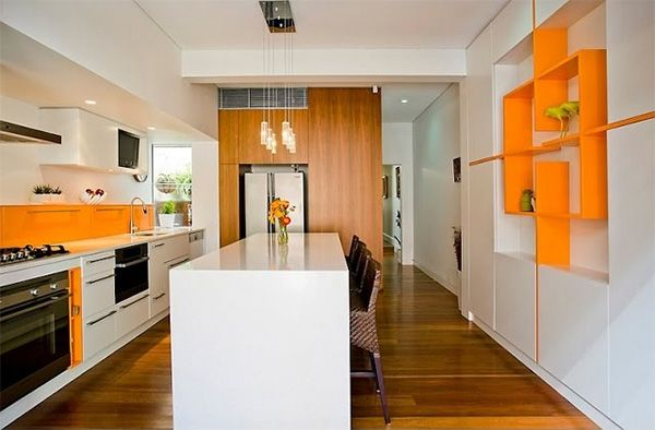 Combination of colors in the Interior of the kitchen-38 Kitchen