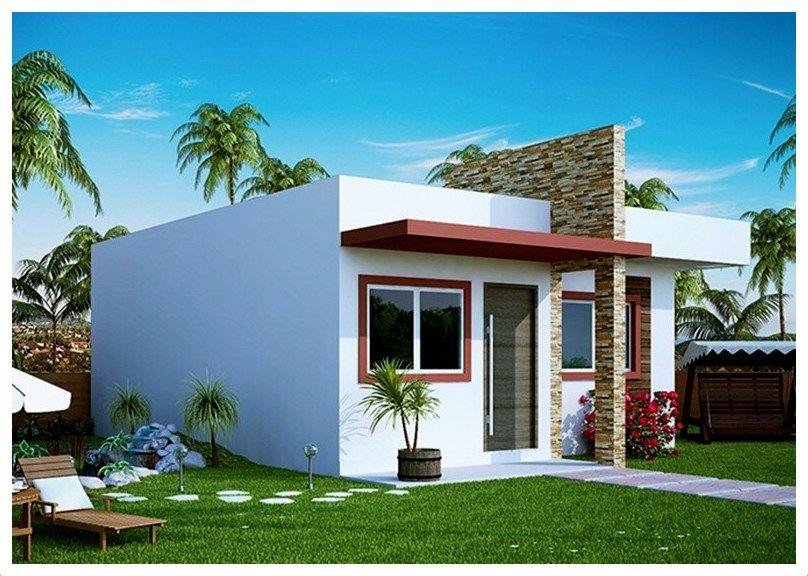 Imagenes de frentes de casas sencillas casas pinterest for Frentes de casas sencillas