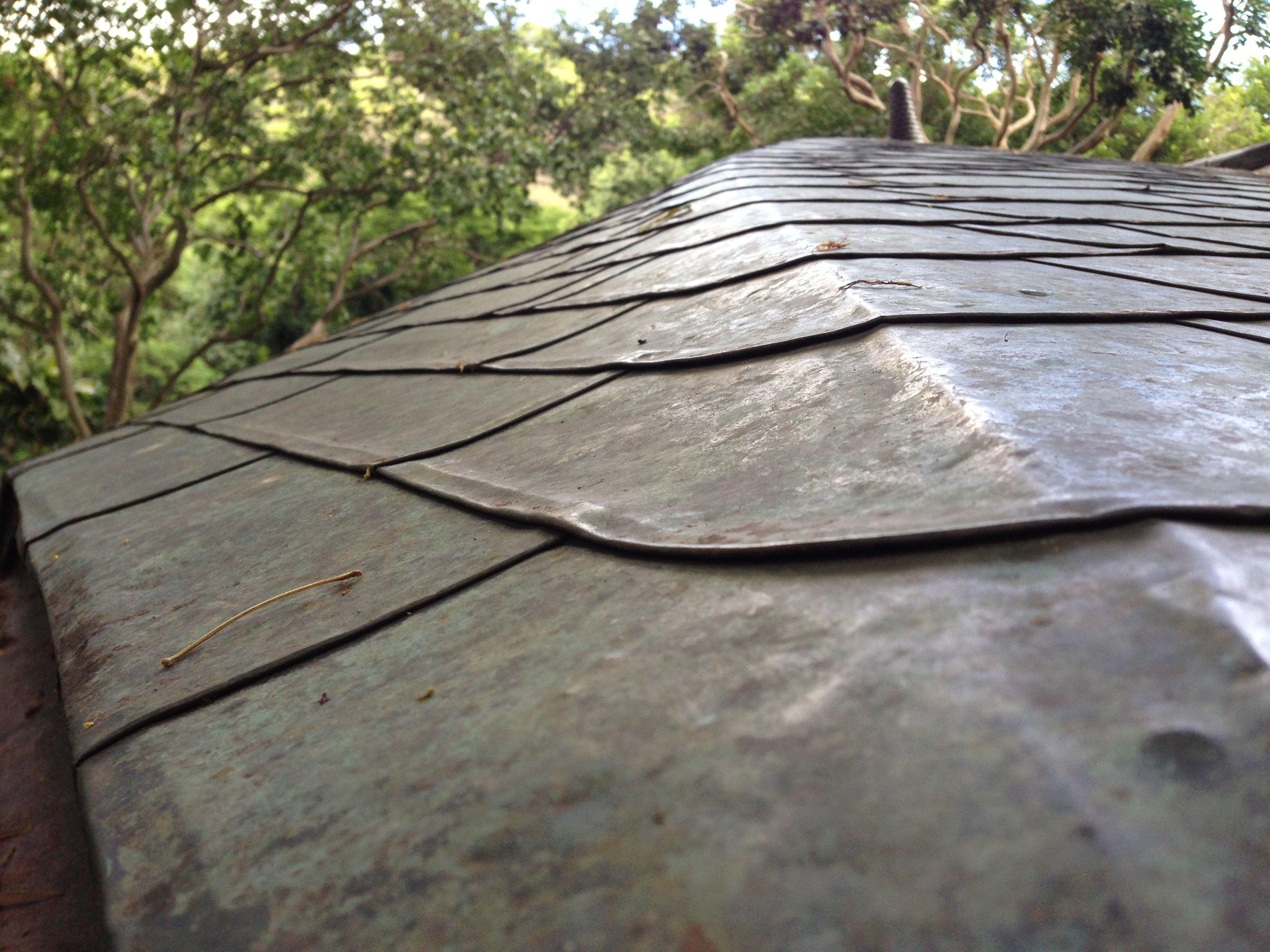Sheet Metal Roof Panels Japanese Gardens Jesse Francisco Metal Roof Metal Roof Panels Zinc Roof