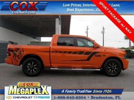 Orange Ram 1500 For Sale Used Cars On Buysellsearch New Trucks Small Luxury Cars New Cars