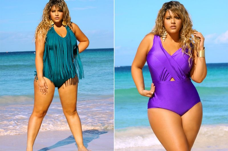 Costumi Da Bagno Taglie Forti : Plavky xxl outfit pinterest abbigliamento