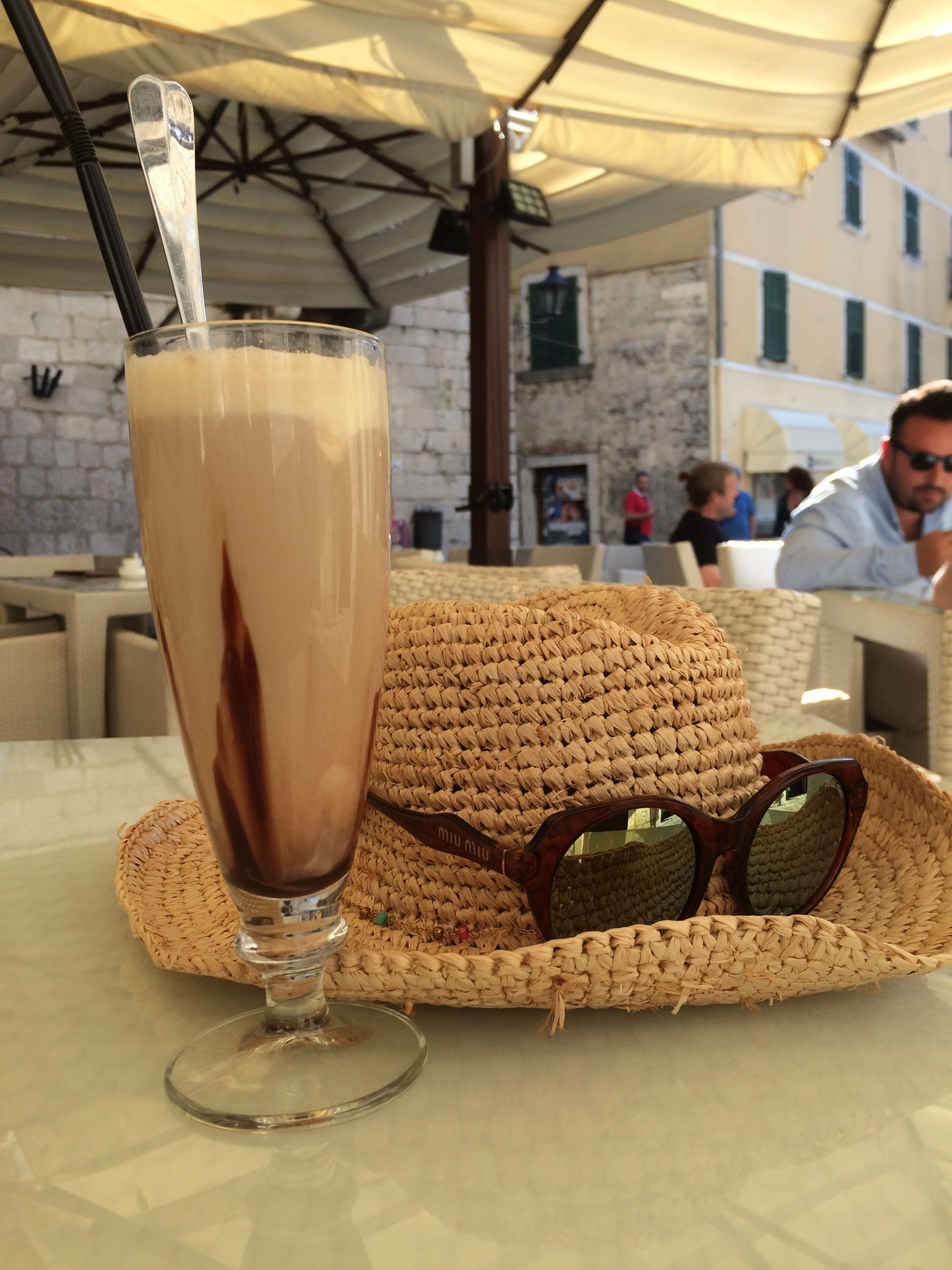 Iced coffee, Croatia, 2017   Iced coffee, Alcoholic drinks, Alcohol