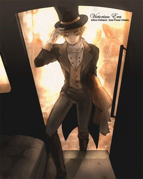 Anime Victorian Men