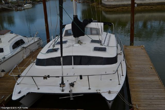 1990 Gemini 32 | wind and motor powered boats | Used boat